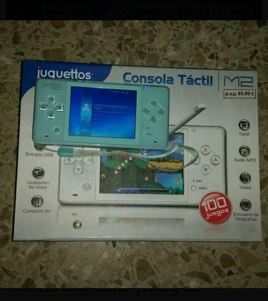 Imagen Consola M2