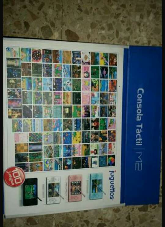 Imagen producto Consola M2 2