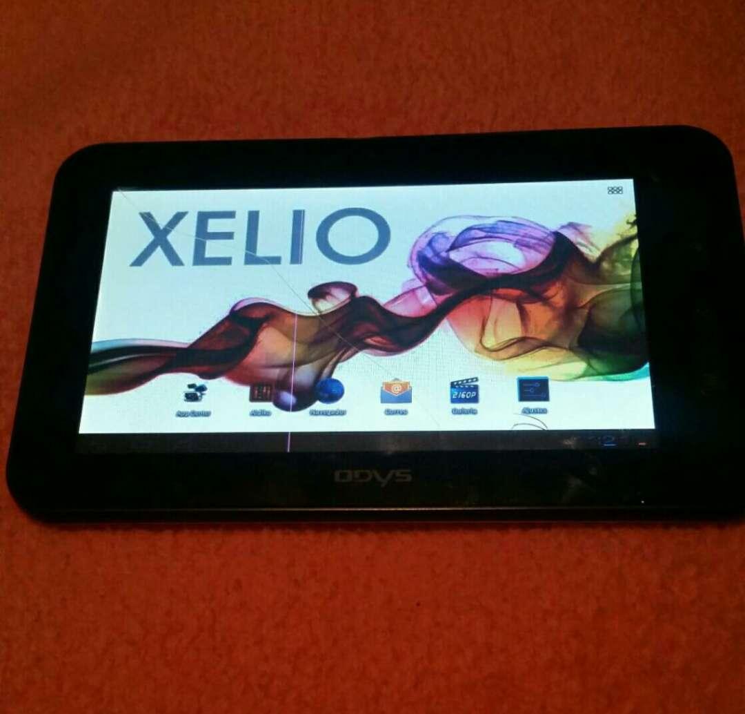 Imagen Tablet Xelio