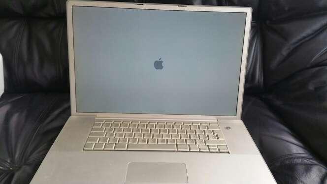 Imagen PowerBook G4