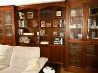 Imagen mueble de cerezo macizo