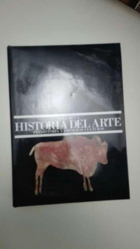 Imagen producto Enciclopedia historia del arte 2