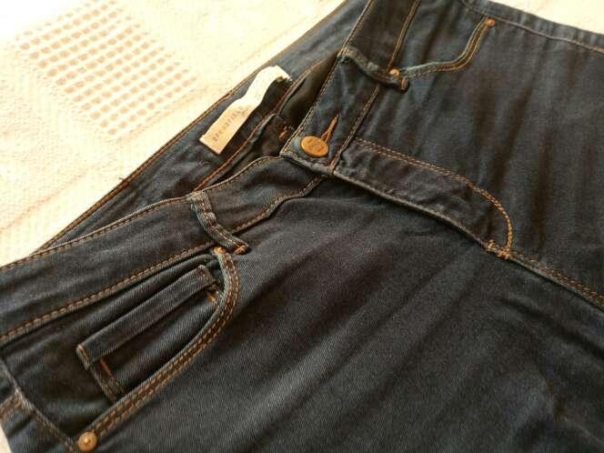 Imagen producto Pantalón denim Springfield 2
