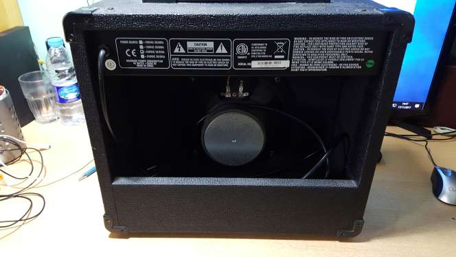 Imagen producto Amplificador Guitarra 3