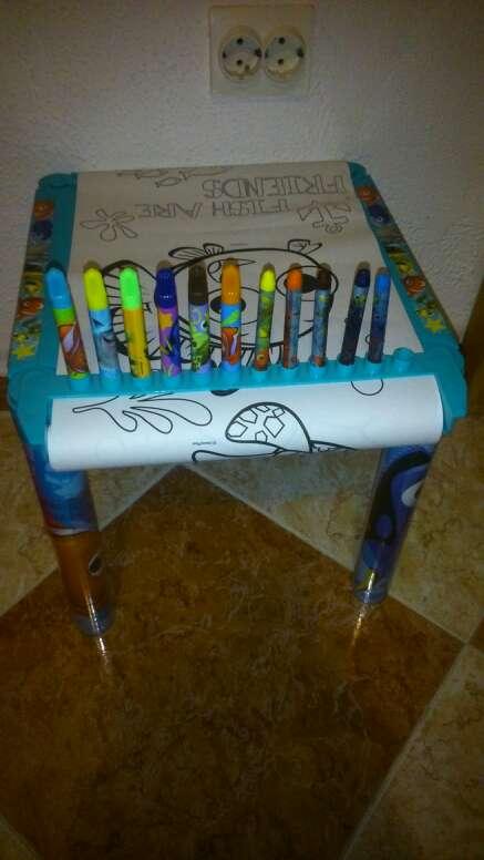 Imagen mesa de dibujo