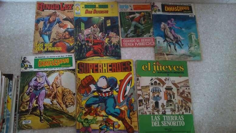 Imagen comics vintage