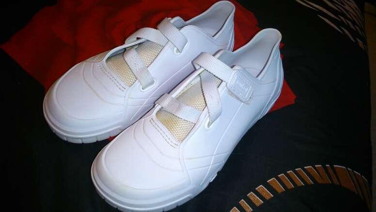 Imagen zapatos. de goma