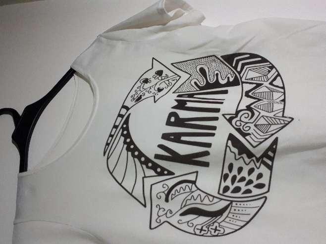 Imagen producto Camisa manga corta KARMA 2