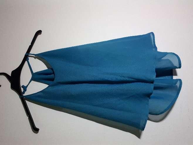 Imagen producto Top azul (queda hermoso) 2