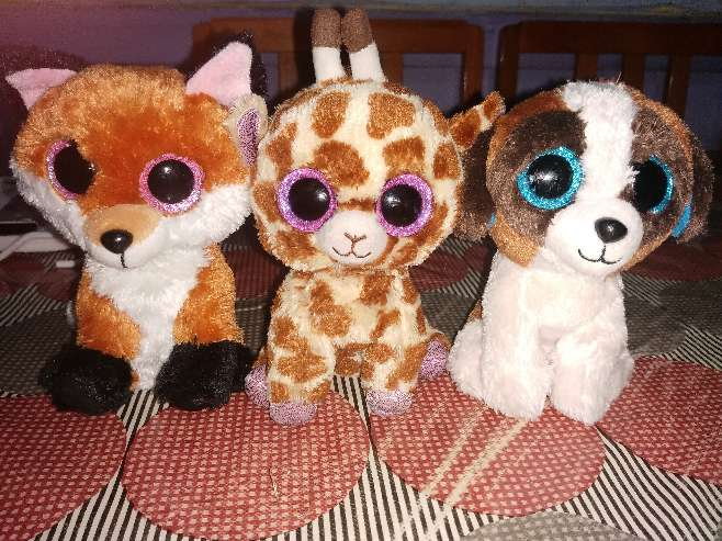 Imagen producto Peluches suaves 2