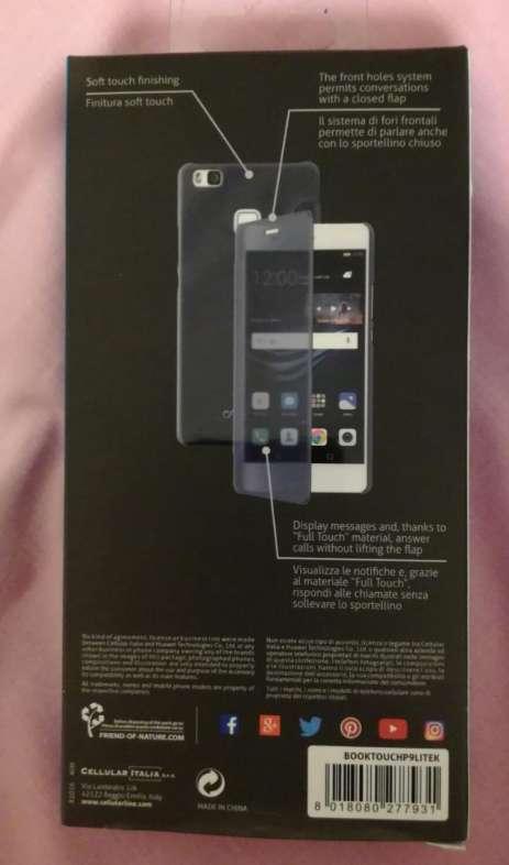 Imagen producto Funda de móvil Huawei P9 lite 2