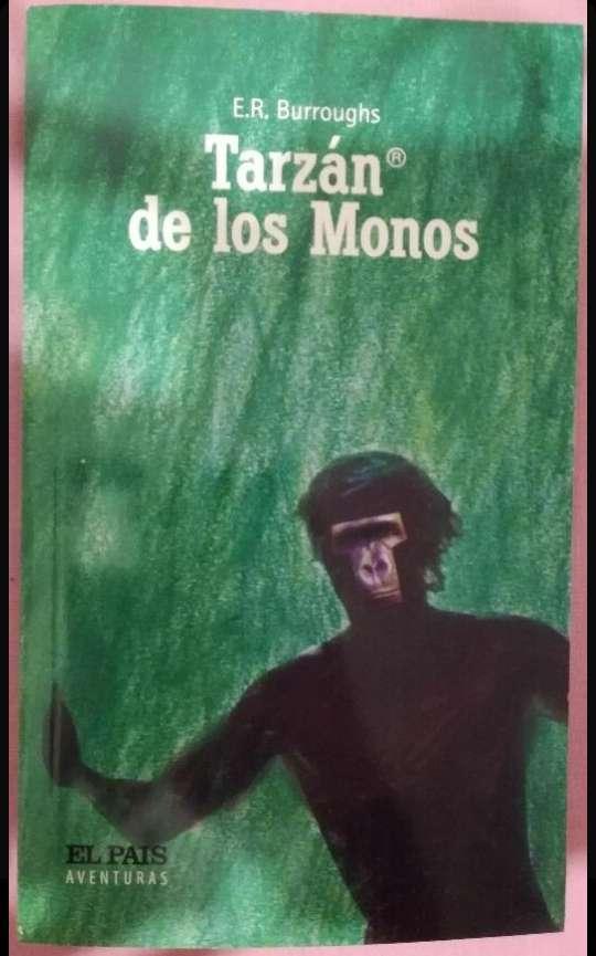 Imagen libro: Tarzán de los Monos