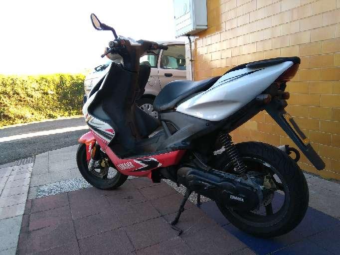 Imagen Yamaha  Aerox