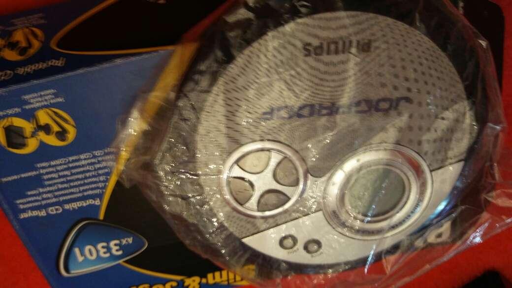 Imagen Porta cd de Philips sin usar