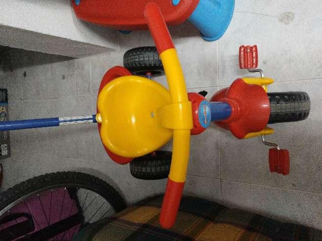 Imagen producto Triciclo infantil 2