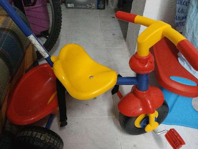Imagen Triciclo infantil