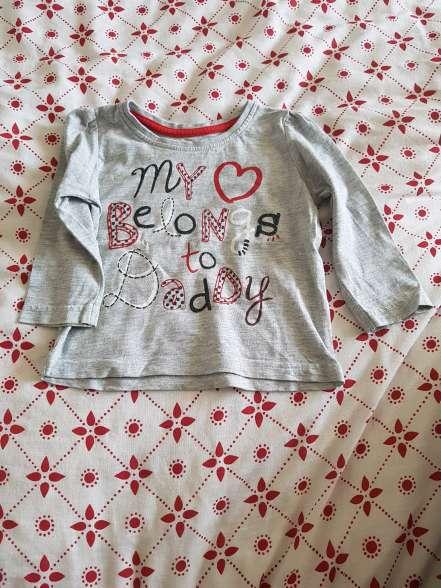 Imagen camiseta  ninia