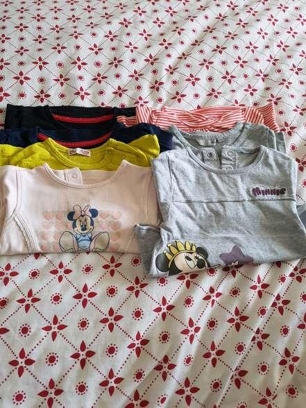 Imagen camisetas ninia