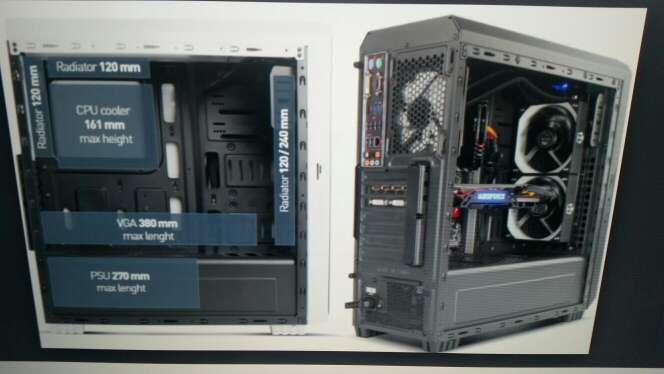 Imagen producto Pc torre Gaming esta como nueva muy poco uso 2