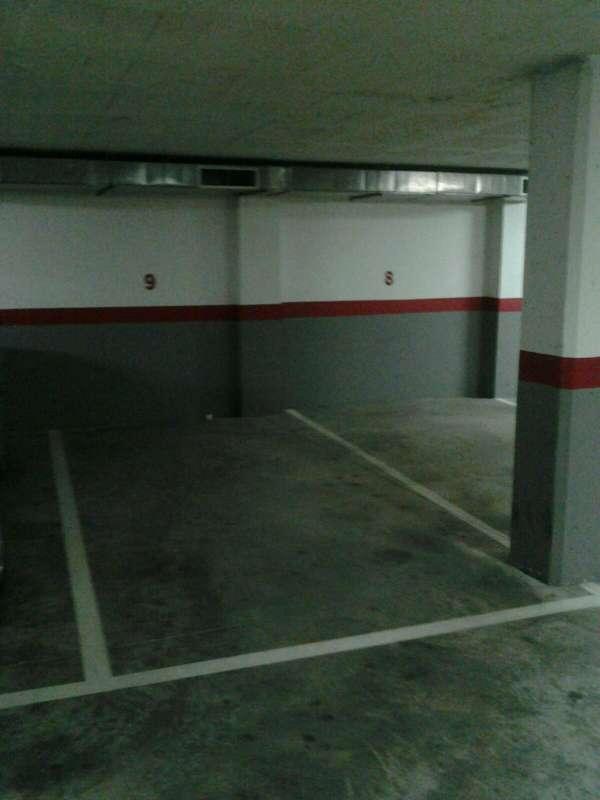 Imagen alquiler de plaza de garaje