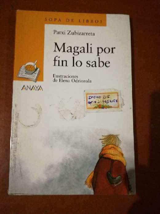 Imagen Magali por fin lo sabe, P. Zubizarreta