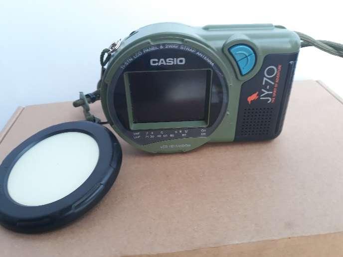 Imagen Televisión LCD Casio