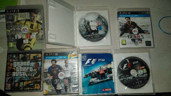 Imagen producto Play station3 2
