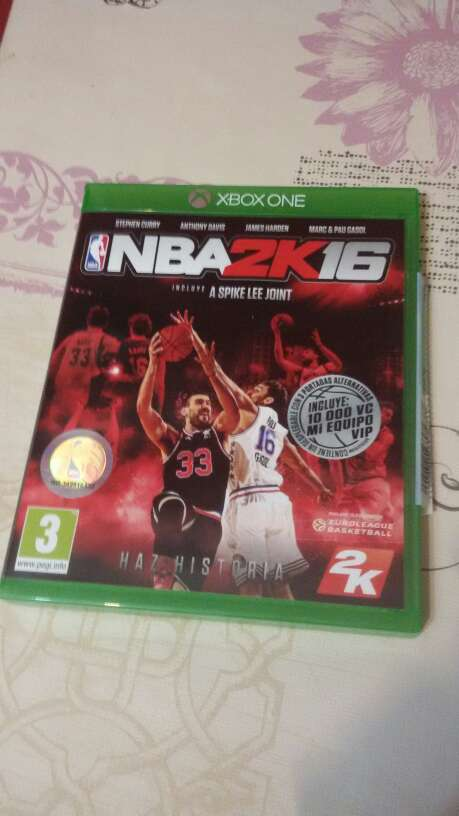 Imagen NBA 2K16 Xbox One