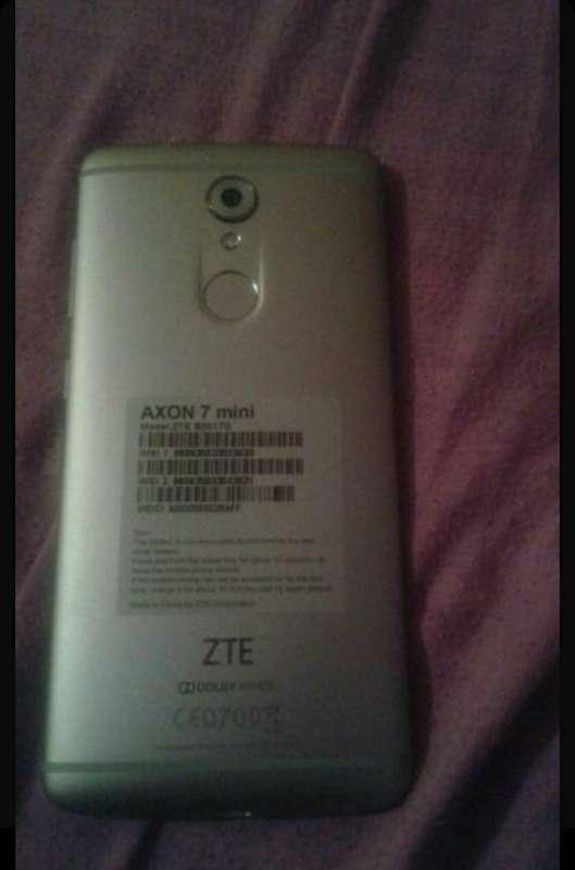 Imagen producto Mobil axon zte 7 mini 2