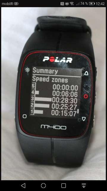 Imagen producto Polar m400 1