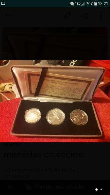 Imagen monedas coleccion