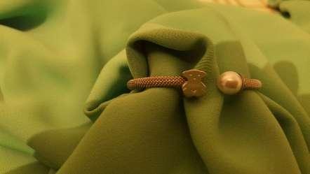 Imagen producto Tous ,bvlgari (acero quirurghico no cambia el color y no es alergico 5
