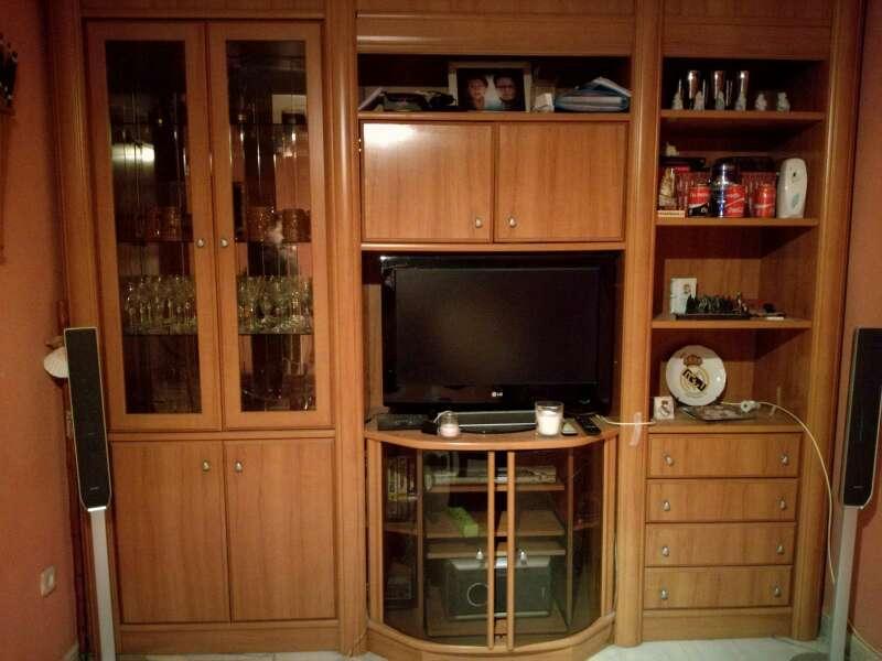 Imagen mueble del salon + aparador