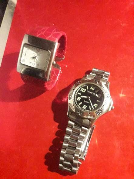 Imagen producto 4 Relojes de para Colleccionista todos con pilas nuevas 4