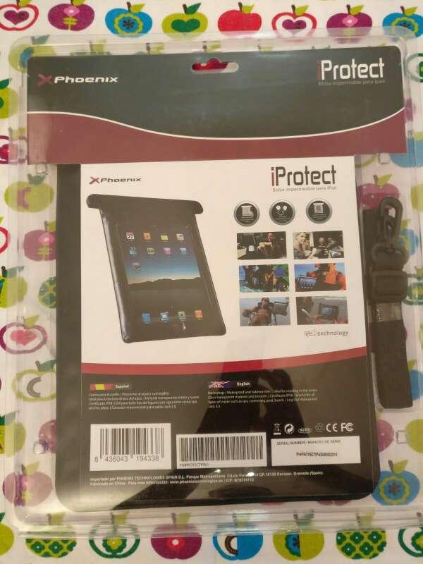 Imagen Funda Impermeable Tablet/Ipad Phoenix
