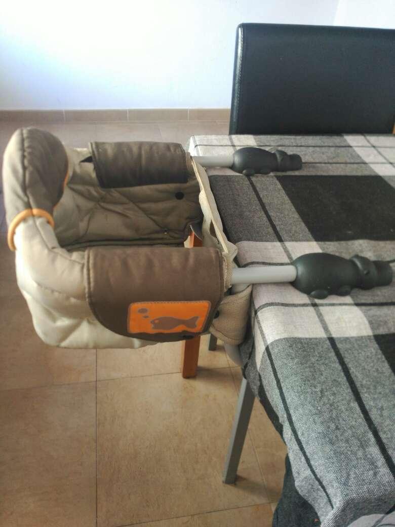 Imagen silla para bebé