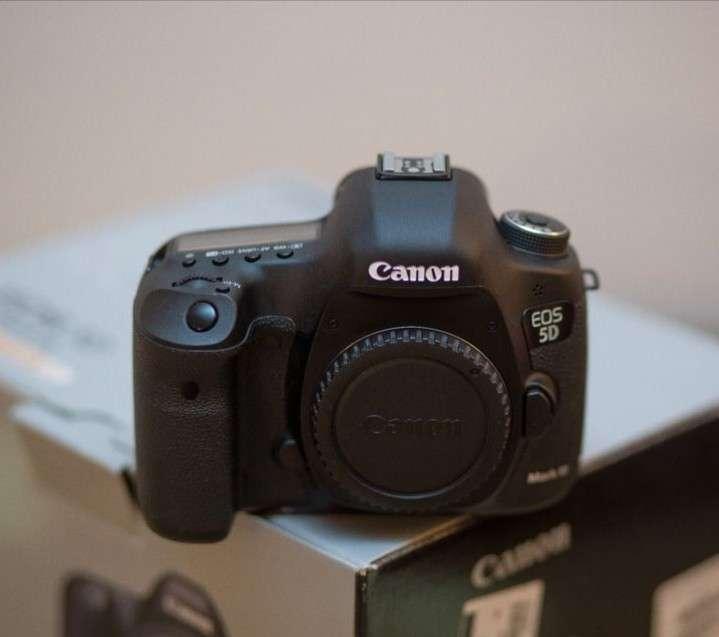 Imagen Canon EOS mark III