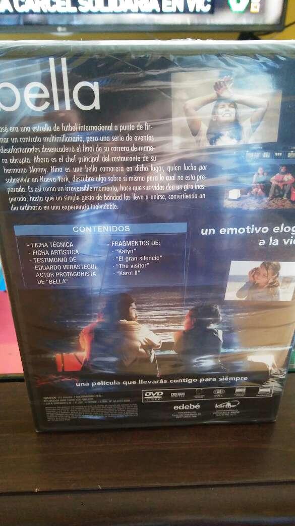 Imagen producto Película en DVD nueva sin estrenar 2