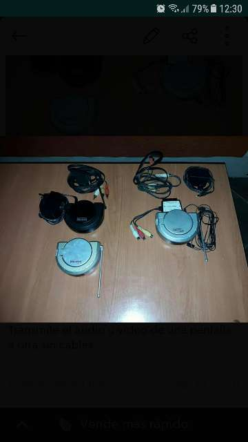 Imagen producto Kit de radiotransmisión Welltech Wireless 1