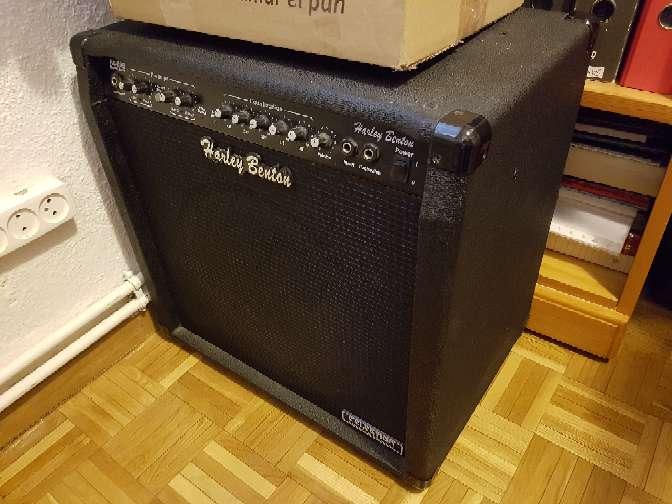 Imagen producto Guitarra eléctrica + amplificador  4