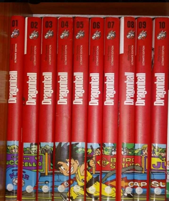 Imagen Dragonball ultimate edition