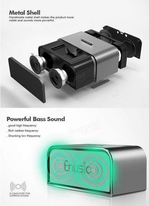 Imagen producto Altavoces Bluetooth, diseño Premium: Enusic 003 - 10W 2