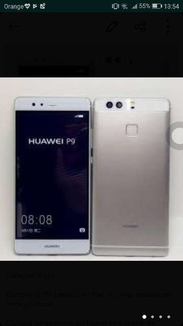 Imagen producto Huawei P9 phone 2017 New 1