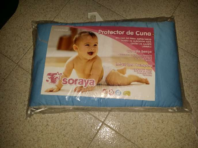 Imagen producto Cuna de bebe todo lo k necesitas 7