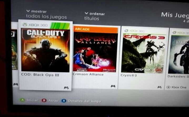 Imagen producto Xbox360+47JUEGOS  2