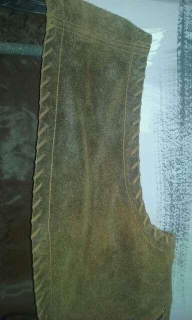 Imagen producto Chaleco piel 3