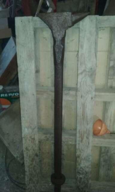 Imagen producto Yunque antiguo 2