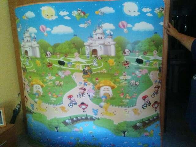 Imagen a alfombra de juego