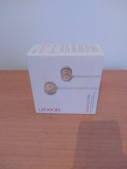 Imagen producto Auriculares urbeats. 1