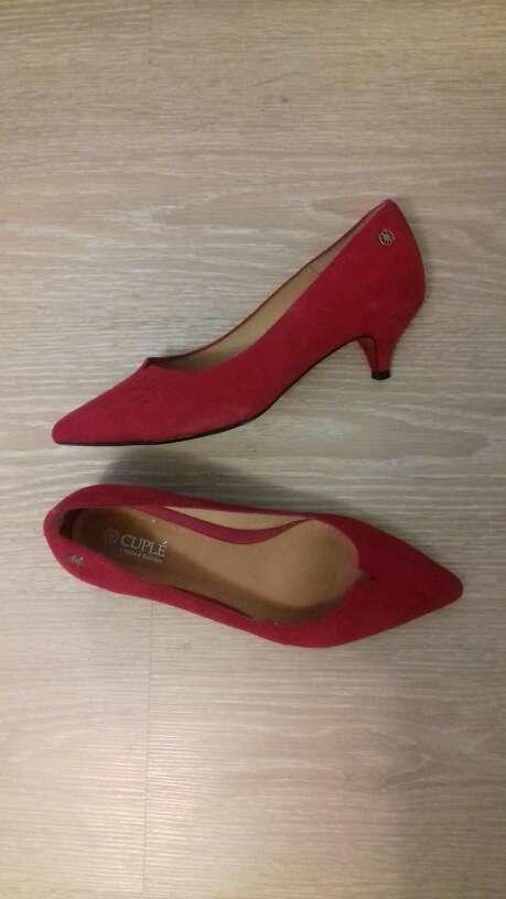 Imagen zapatos, balarinas con tacones